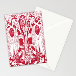 Double Dragons Stationery Cards