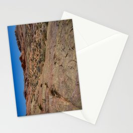Coat-of-Many-Colors 7510 - Valley of Fire State Park, Nevada Stationery Cards