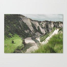 Rangtikei River Canvas Print