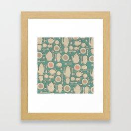 Tea Time! Framed Art Print