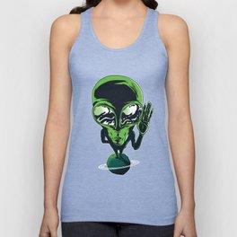 Alien Unisex Tank Top