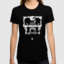 Piano ray T-shirt