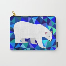 Rider of Icebergs Carry-All Pouch