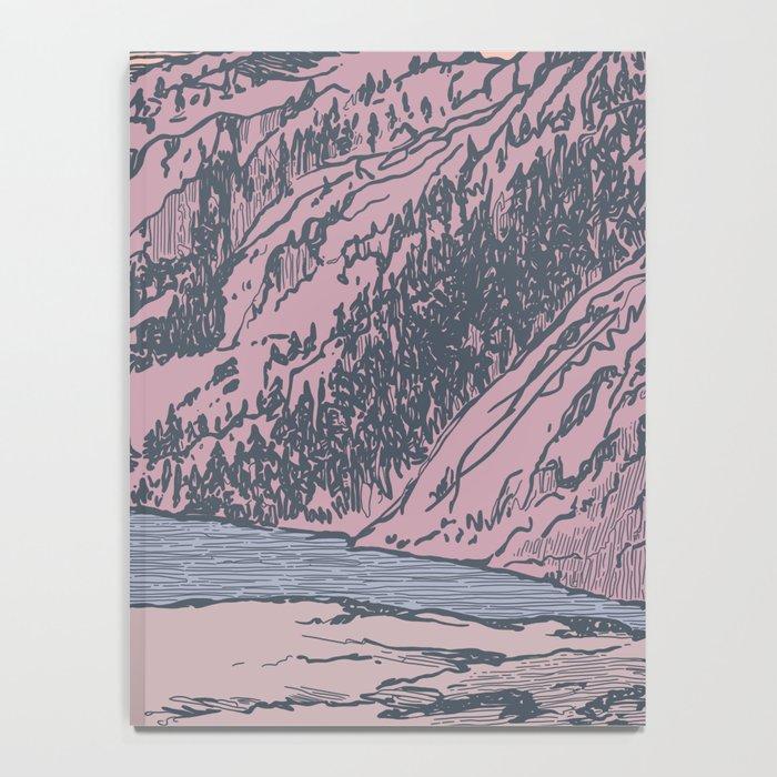 Adventure Is Calling Notebook