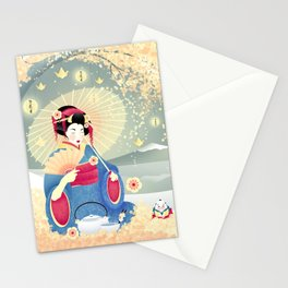 Turning Japanese Stationery Cards