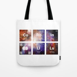 The 5th Element Tote Bag