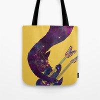 starfox Tote Bags featuring Starfox 6464 by ELECTRICMETHOD.NET