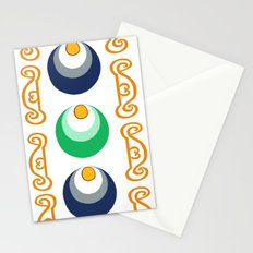 Chinese Pattern Stationery Cards