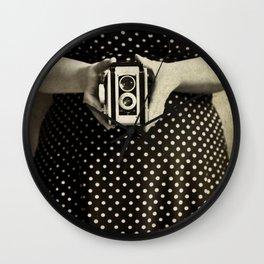 Vintage Duaflex Wall Clock