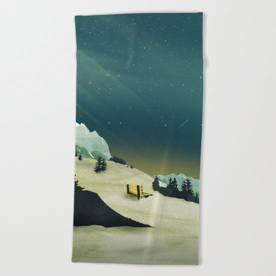Worth the Wait Beach Towel