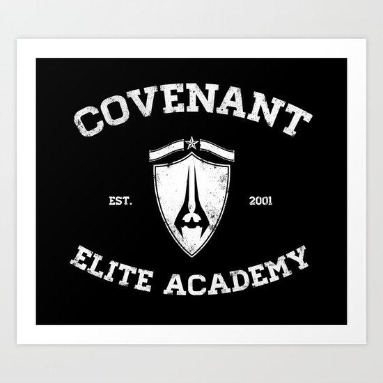 Covenant Elite Academy Art Print