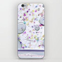 Glitter Bag iPhone Skin