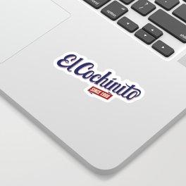 El Cochinito since 1988 Sticker