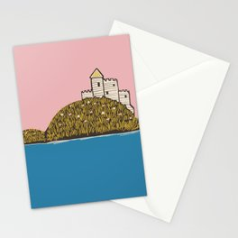 Castle on a Hill Stationery Cards
