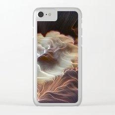 The Sleepwalker Clear iPhone Case