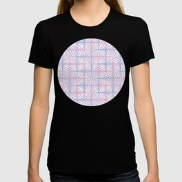 Abstract Texture Pattern T-shirt