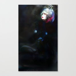 Dream from the Life Canvas Print