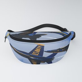US Navy Blue Angels Fanny Pack