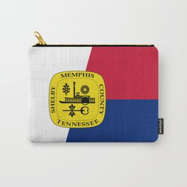 united states of america memphis flag Carry-All Pouch