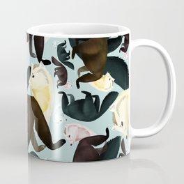 Zibellina Marten Vintage Coffee Mug