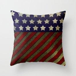 States Throw Pillow