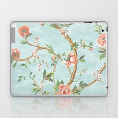 We can complain because rose bushes have thorns or rejoice because thorn bushes have roses. Laptop & iPad Skin