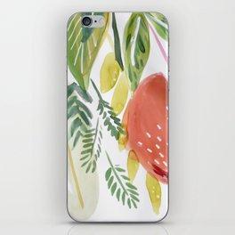 Peach Tree, II iPhone Skin