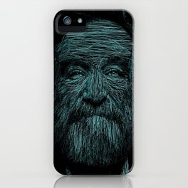 Williams by Blake Byers iPhone Case