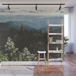 Smoky Mountains - Nature Photography Wall Mural