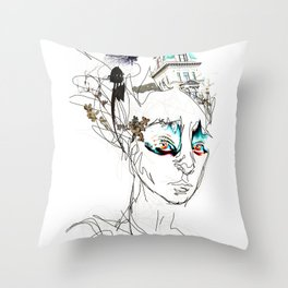 instant Throw Pillow