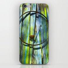 Circle Of Feed iPhone & iPod Skin