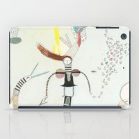 notebook iPad Cases featuring Desire creates the power. by Nayoun Kim