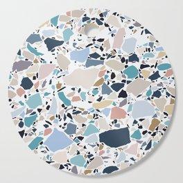 Pastel Terrazzo Cutting Board