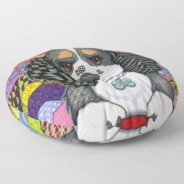 Pen Floor Pillow