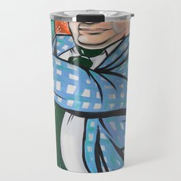 SNL Chris Farley as Matt Foley Travel Mug