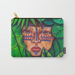 jungle eyes 1 Carry-All Pouch