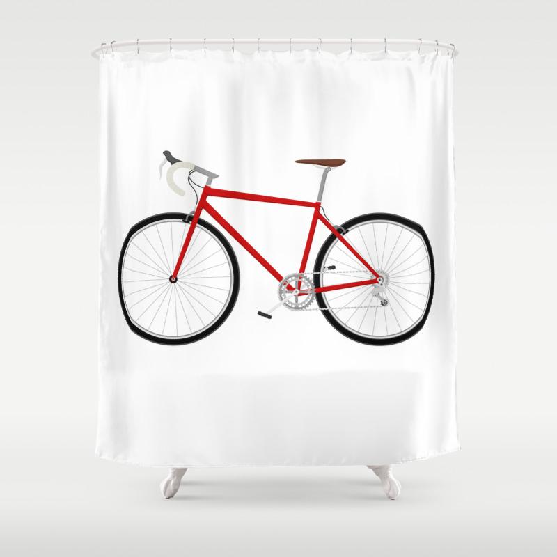 Sports shower curtains - Sports Shower Curtains 51