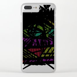 Unlimited Options Clear iPhone Case