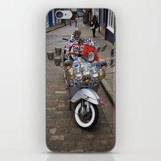 Vespa iPhone & iPod Skin