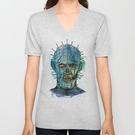 Zombie Raiser Unisex V-Neck