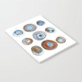 Blue Moons Notebook