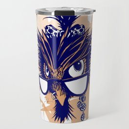 Be the Bird Travel Mug