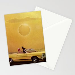 Yellow Fever View Stationery Cards