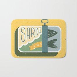 Sardines in a can Bath Mat