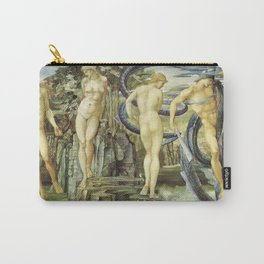 Edward Burne-Jones - Perseus And Andromeda Carry-All Pouch