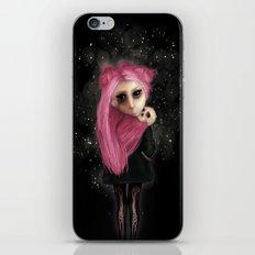 My dark being iPhone & iPod Skin
