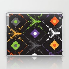 Wicked Spider Web Laptop & iPad Skin