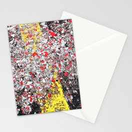 A85 Paint Chips Stationery Cards
