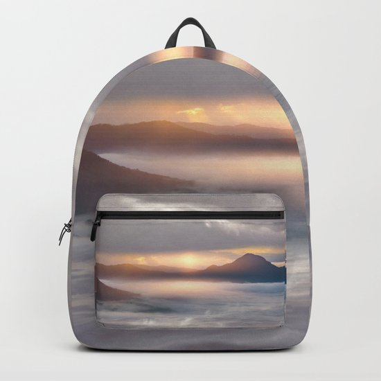 Magical Sunset V Backpack