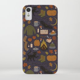 Autumn Nights iPhone Case